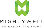 mighty well green