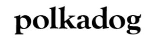 polkadog black logo